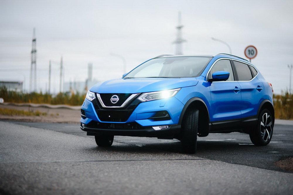 Nissan объявил комплектации нового Qashqai