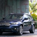 Обзор автомобиля BMW X5 E70