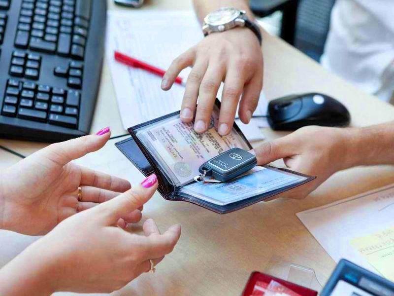 Глава ГИБДД озвучил сроки введения электронных прав
