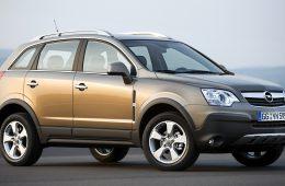 Обзор автомобиля Opel Antara