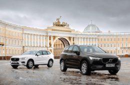 В российском каршеринге появятся автомобили Volvo