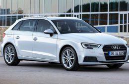Audi обновила «газовый» хэтчбек A3
