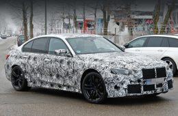 Новый седан BMW M3 будет полноприводным