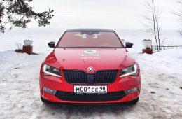 ŠKODA SUPERB 4×4 SportLine : бизнес-седан или Gran Turismo?