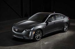 Cadillac меняет три седана на один — премьера CT5