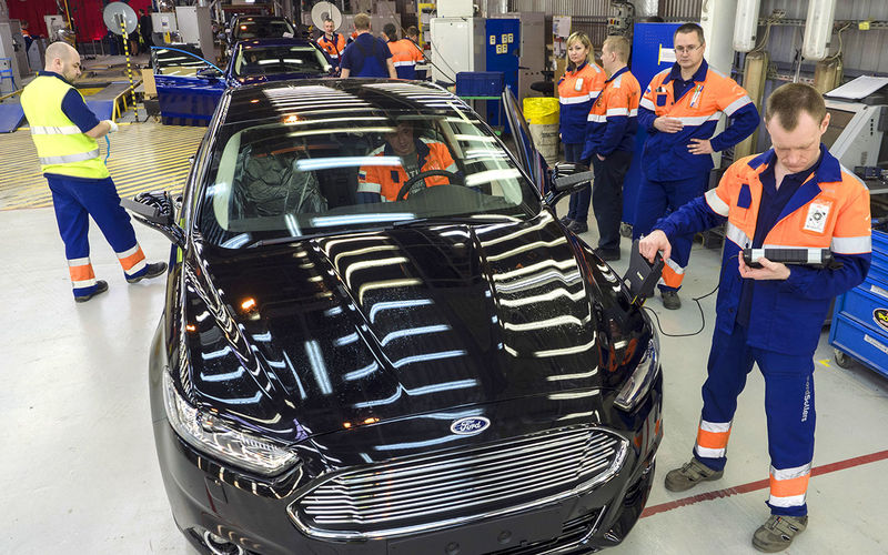 Профсоюз завода Ford во Всеволожске подготовил план выхода из кризиса