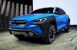 Subaru осмелела: паркетник Viziv Adrenaline первым примерил новый фирменный стиль марки