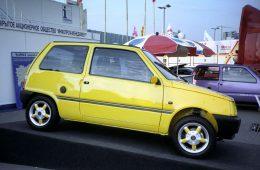 В Сирии продаются новые автомобили «Ока»