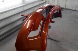 Покраска бамперов автомобиля