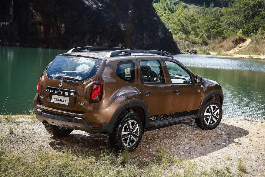 Прежний Renault Duster сменит дизайн и лишится базового дизеля