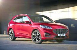 Ford Kuga: смена поколений в Европе и бегство из России