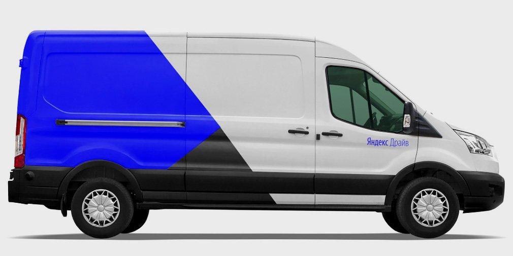 Ford сдал грузовые фургоны Transit в каршеринг