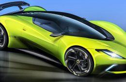 Lotus анонсировал премьеру гиперкара Type 130