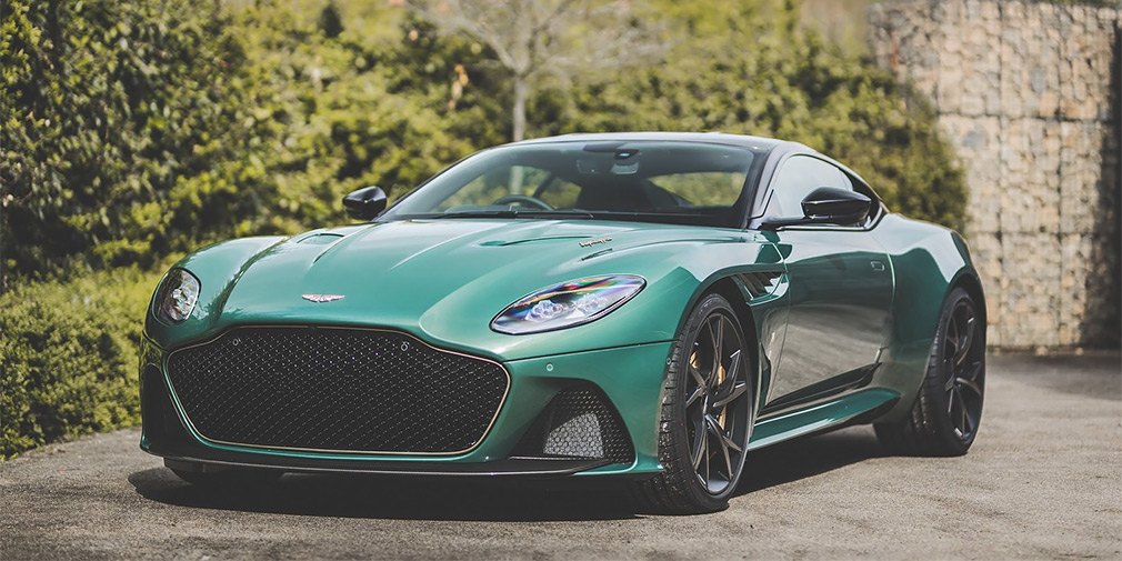 Aston Martin посвятил суперкар победе в «Ле-Мане» 60-летней давности