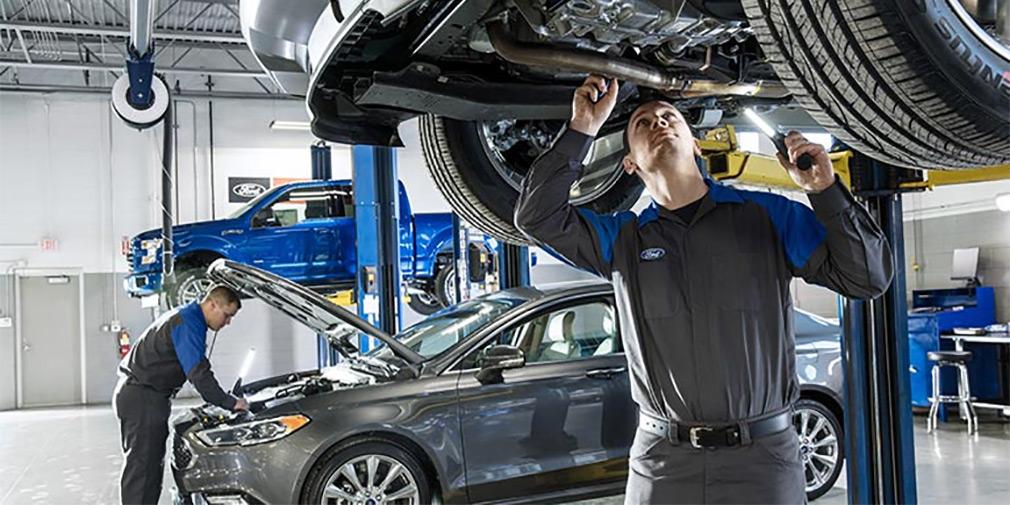 Ford объявил о распродаже аксессуаров и снижении цен на сервис