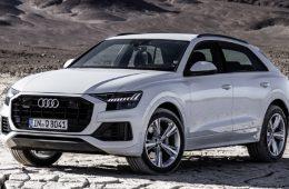 Флагманский кроссовер Audi будут выпускать в России