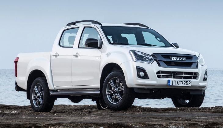 Обновлённый пикап Isuzu D-Max для России: новый дизель и более высокие цены