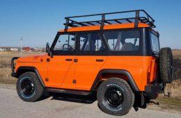 У внедорожника «УАЗ Хантер» появится новая версия за миллион рублей