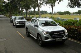 Новый пикап Changan разделил салон с родственным Peugeot