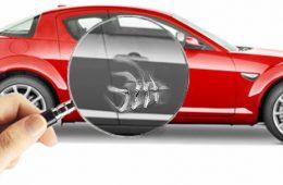Меры действия при оценке автомобиля после ДТП