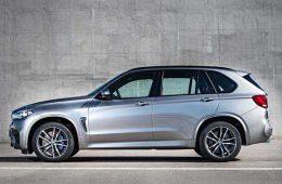 BMW X5 обзавёлся ещё одной осью и парой колёс и потерял две двери!