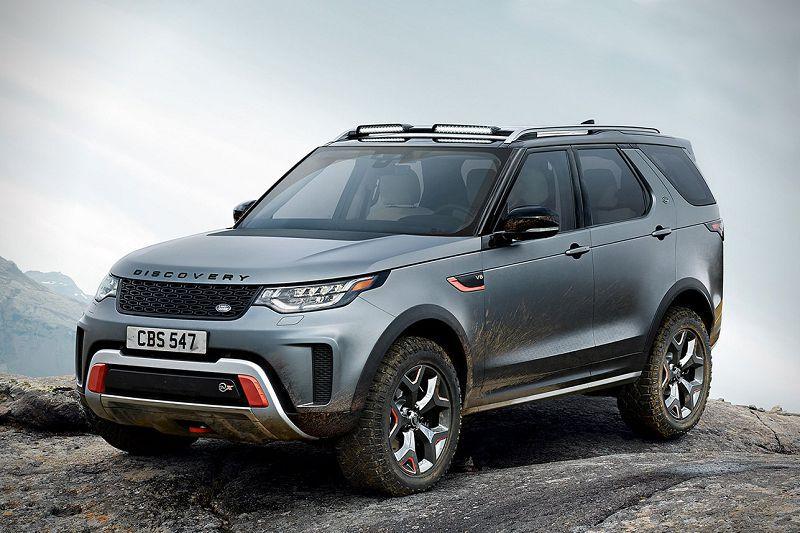 Обзор Land Rover Discovery 2019 года