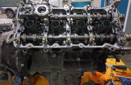 Ремонт двигателя Тойота (Toyota)