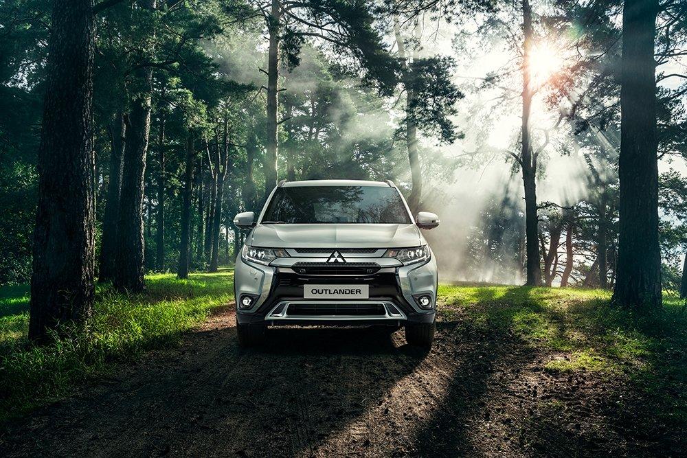 В России продали более четверти миллиона Mitsubishi Outlander