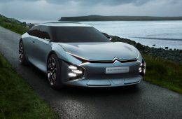 Citroen выпустит флагманский седан в 2021 году