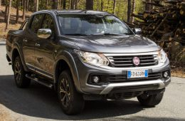 Продажи пикапов Fiat Fullback завершаются из-за низкого спроса