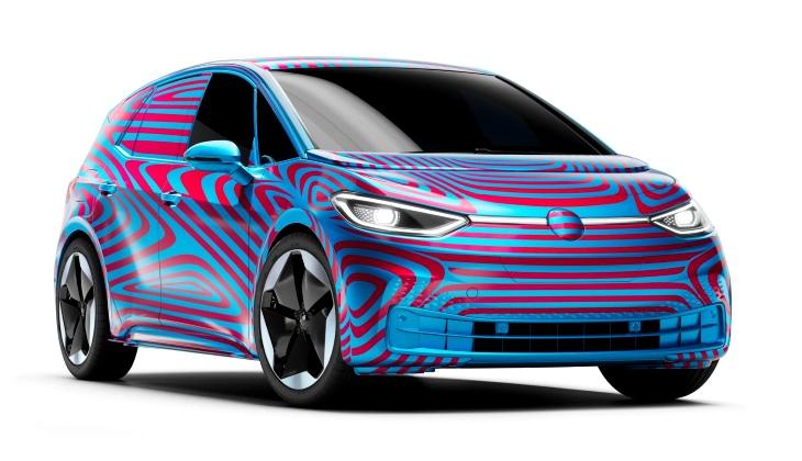 Volkswagen начал приём заказов на электромобиль нового поколения