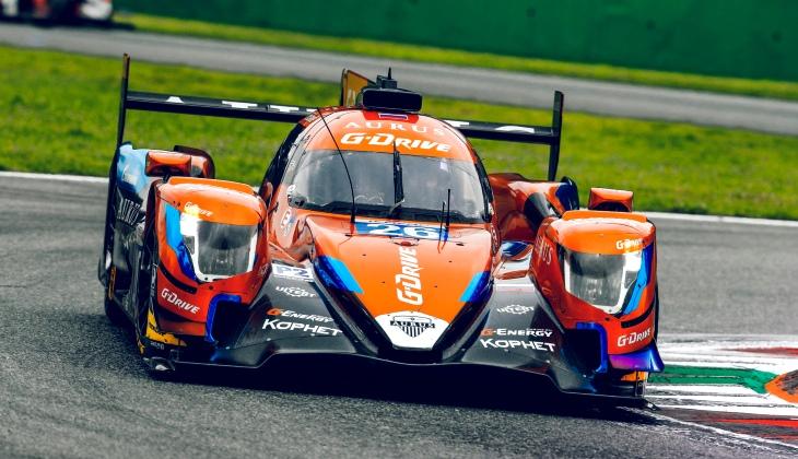 Спортпрототип Aurus 01 впервые победил в гонке