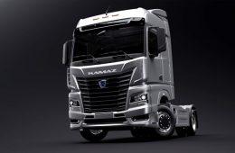 КамАЗ объявил конкурс на лучшее название для нового грузовика