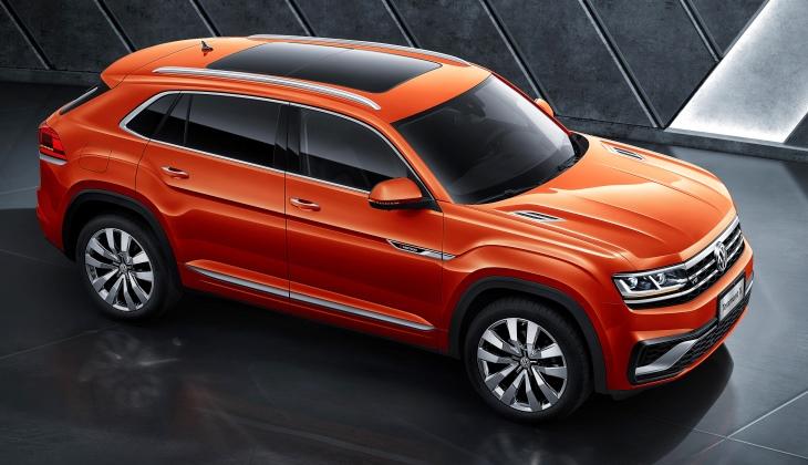Укороченный кроссовер Volkswagen Teramont X поступил в продажу