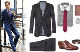 Что характерно для делового стиля в одежде