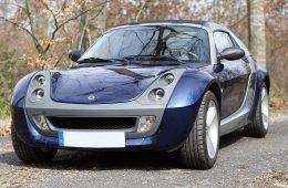 Smart Roadster — идеальный автомобиль для молодёжи
