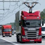 Открылся первый электрический автобан. Для грузовиков!