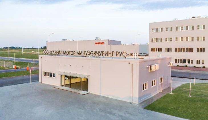 Новый завод по выпуску китайских кроссоверов открылся в России