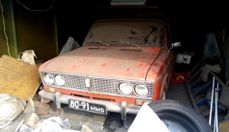 Какие автомобили нашли при сносе московских гаражей
