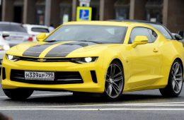 Спорткары Chevrolet отзывают в России из-за отключающегося усилителя руля