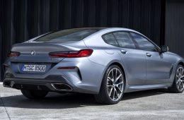 Объявлены рублёвые цены на новый BMW Gran Coupe восьмой серии