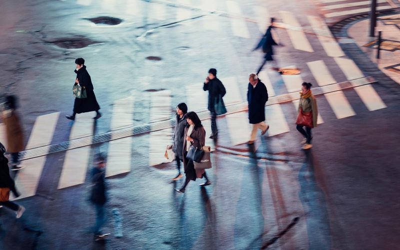 Штрафы за непропуск пешеходов будут выписывать чаще