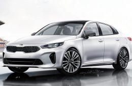 Новая Kia Optima: первые изображения