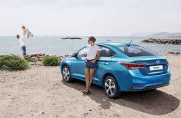 Hyundai выпустил особенный Solaris