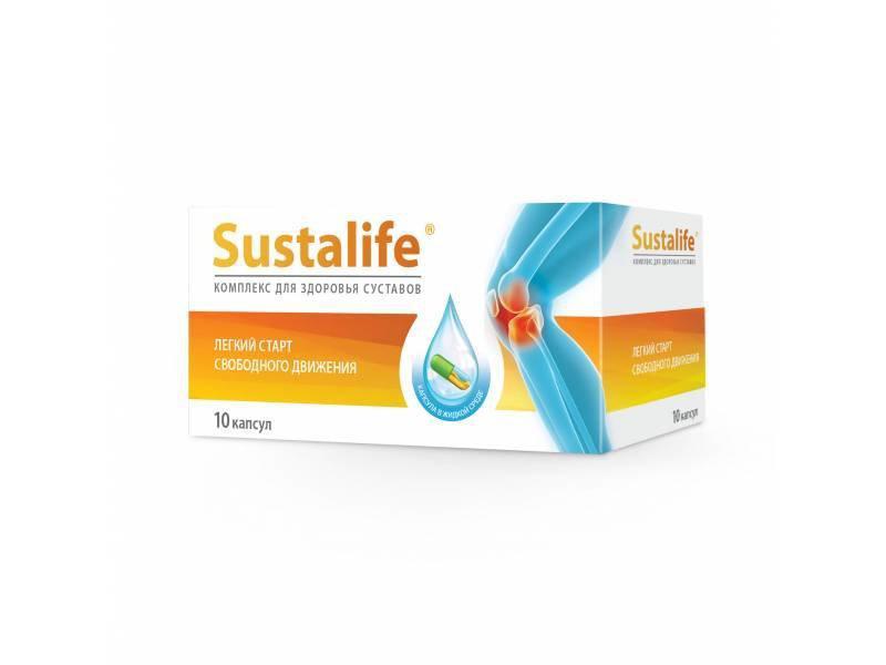 «Сусталайф» – молодость и здоровье для ваших суставов