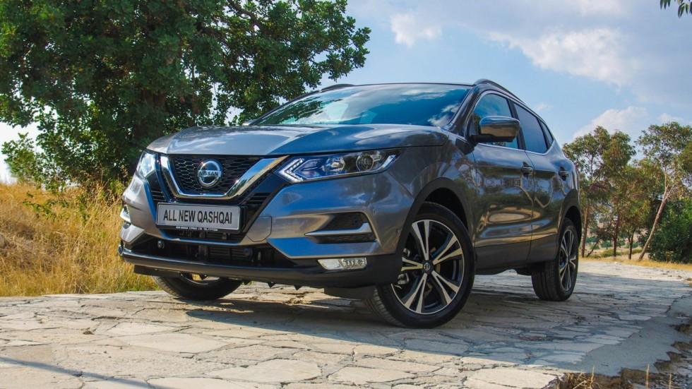 Nissan Qashqai – проходимость, комфорт, скорость