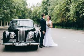 Свадебные перевозки: правила и особенности