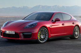 Хэтчбеки Porsche Panamera попали под отзыв из-за угрозы короткого замыкания