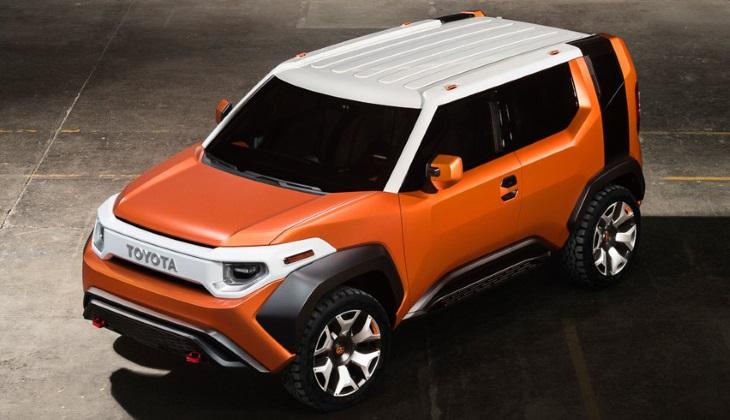 Toyota готовит к производству новый кроссовер
