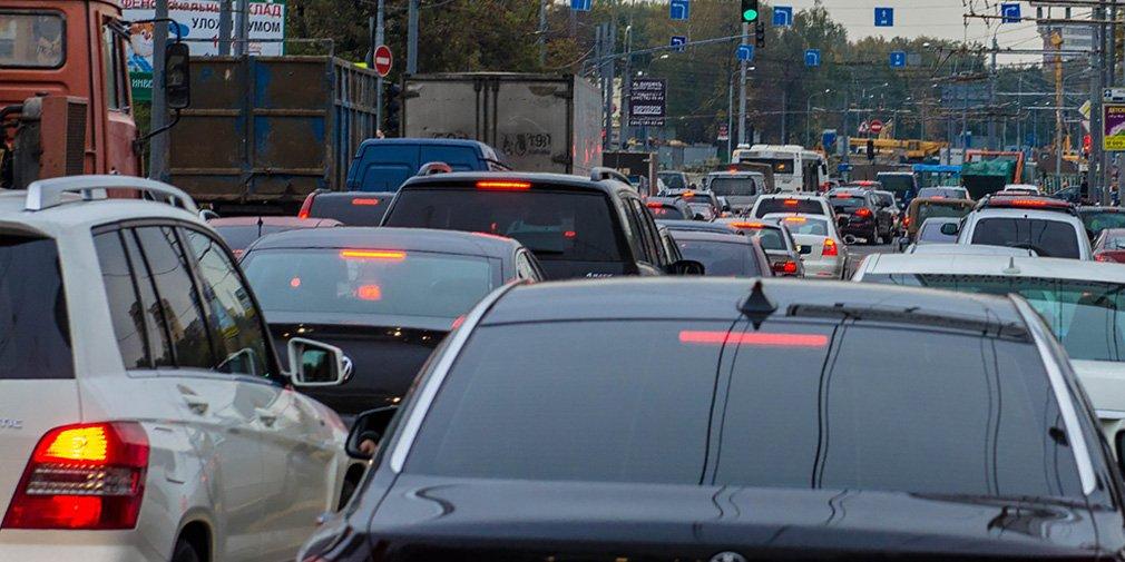 Власти сняли ограничения для проезда автомобилей на юго-западе Москвы